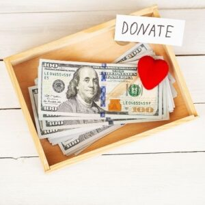 Food Pantry - Donate Money To Charity - One Time Donation - Fish Of Santa Rosa